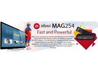 HD IPTV BOX-NOT A SAT BOX-NO DISH NEEDED+12 MTHS-SMART TV/OPENBOX - BRAND NEW / SEALED