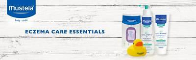 Mustela Eczema Essentials Package dispatch,Baby Bath&Skin Care Products for Eczema Prone