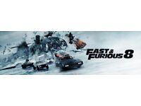 Fast & Furious 8 [4K UHD + Blu-ray]