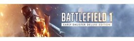Battlefield 1 Early Enlister Deluxe Edition - Xbox One Xbone