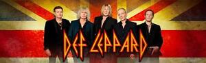 Def Leppard, REO Speedwagon Tickets - BEST SEATS - BEST PRICES - 200% GUARANTEE - ONLY 3% Service Fee on Orders!!!