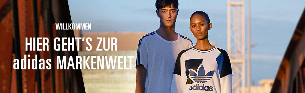 adidas Markenwelt