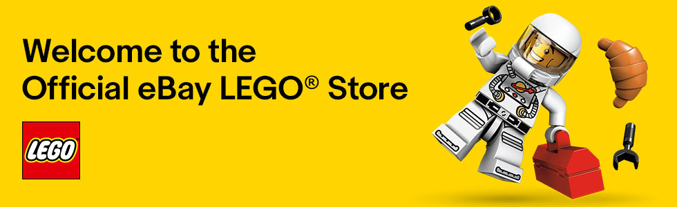 Welcome to the official LEGO store