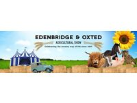 Edenbridge & Oxted Agricultural Show - 2 x Adult Tickets only £ 15 each!