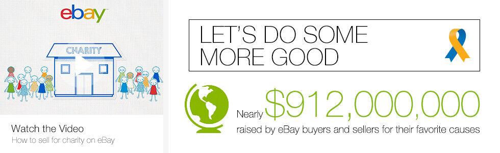 eBay for Charity For Sellers | eBay
