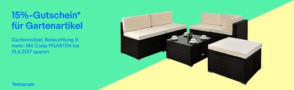 15 gutschein f r gartenartikel ebay. Black Bedroom Furniture Sets. Home Design Ideas