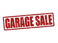 Garage Sale TOMORROW, SATURDAY 27th MAY