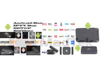 Openbox, VU+, Blade, Dreambox, Technomate, Zgemma, Wetek, Amazon Fire TV Setup & Repair Services
