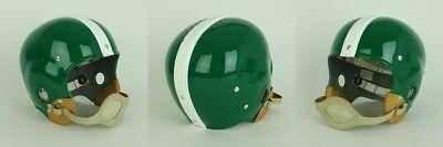 HAWAII RAINBOWS 1949 Vintage Riddell RT Suspension Football Helmet