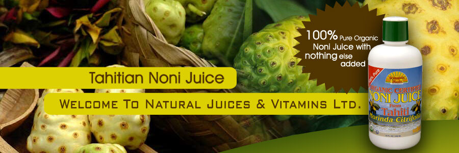 Natural Juices & Vitamins Ltd