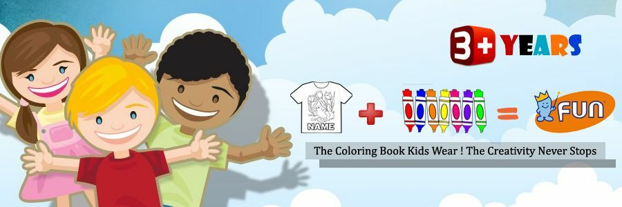 Coloring Book Shirt, Coloring Shirt