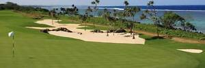FIJI DENARAU NATADOLA GOLF CLUB GOLFING HOLIDAYS Sydney City Inner Sydney Preview