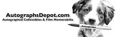 Autographs Depot