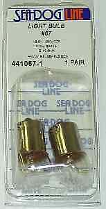 Sea Dog 441067-1 Bulb # 67 13.5V 2Pk 4092