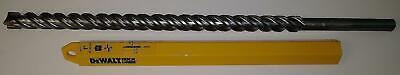 Dewalt Dw5819 1 X 16 X 21-12 4 Cutter Sds Max Rotary Hammer Drill Bit