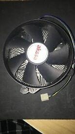 Akasa AK-CC7108EP01 Heatsink and Fan