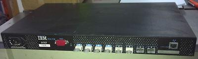 IBM 3534 F08 18P3119 SAN Fibre Channel *Inc 5x SFP Optical Transceiver 52P6537*