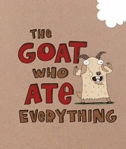 NEW BOOK - The Goat Who Ate Everything