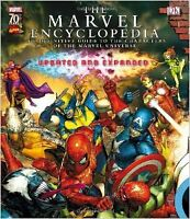 Marvel - Movies, Games, Books