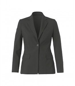 1 Button Mid Length Jacket Charcoal size 12 Greenmount Mundaring Area Preview