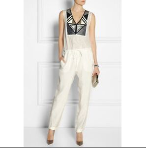 NEW with TAGS - Sass & Bide 'The Telegram' Jumpsuit Woolloomooloo Inner Sydney Preview