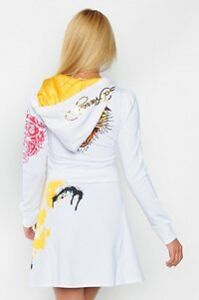 Ed Hardy Stretch Terry Hoodie Dress West Island Greater Montréal image 3
