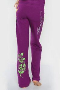 Ed Hardy Stretch Terry Roll-up Sweat Pants West Island Greater Montréal image 1