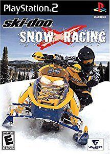 Ski-Doo Snow Racing - PlayStation 2