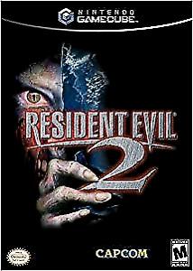Resident evil 2 GameCube - Disk Only