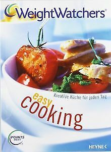 Weight Watchers. Easy Cooking -  Kreative Küche für jede... | Buch | Zustand gut