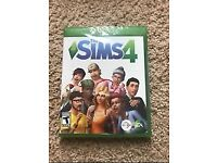 Sims 4 Xbox One game