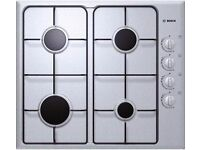 'BOSCH GAS HOB-STAINLESS STEEL!!! AMAZING VALUE