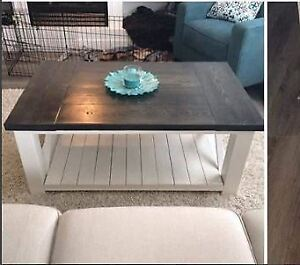 Beautiful Custom Coffee Table