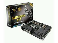 Motherboard Bundle - Sabertooth Z77 + i5 2500K + Evo 212pro Cooler + Corsair Ballistix sport ram