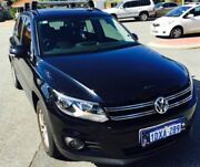 2012 Volkswagen Tiguan Wagon **12 MONTH WARRANTY** West Perth Perth City Area Preview