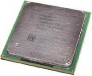 3 Intel Pentium 4 Desktop CPUs