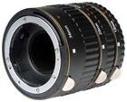 Camera Lens Extension Tube for Sony Alpha/Minolta AF Lens