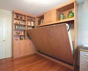 Need help with Murphy Beds Set Up & Assembly affordable Ham TO
