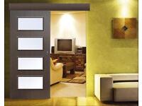 zwei schiebet re schiebefenster in bayern cham heimwerken heimwerkerbedarf gebraucht kaufen. Black Bedroom Furniture Sets. Home Design Ideas