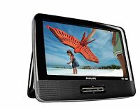 Philips PD9012P/17 Dual-Screen Portable DVD Player