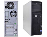 Z400 graphics workstation Tower