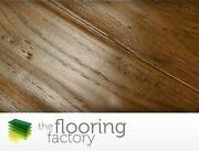 Hand Scraped Oak Flooring