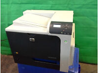 HP Color LaserJet CP4025 Printer