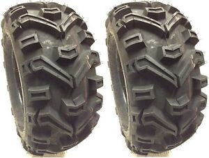 2-23x7-10-DURO-BUFFALO-6-PLY-ATV-TIRES-23-7-10-NEW-TWO-TIRE-PAIR