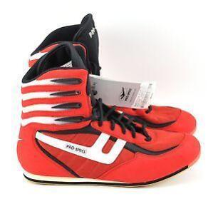 huge discount 7f720 08cb6 RARE Wrestling Shoes