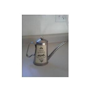 Stainless Steel Olive Oil Can