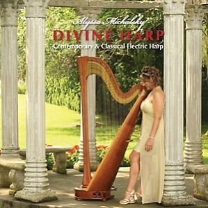 Divine Harp - Electric Harp CD Contemporary Classical
