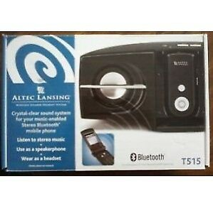 Altec Lansing T515 Portable Speaker for Stereo Bluetooth Phone