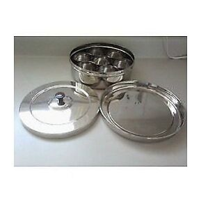 Stainless Steel Indian Spice Tin