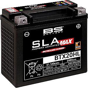 BS BATTERY SLA BTX20HL YTX20HL BS HD VRSCDX 1130 NIGHT ROD SPECIAL 200